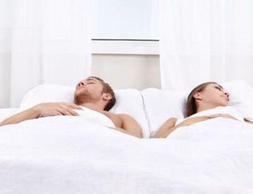 Seks en de slaapkamer