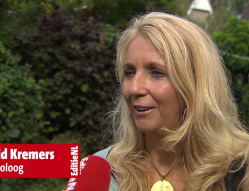 Vandaag in Editie NL: Topless zonnen is uit de 'tiet'