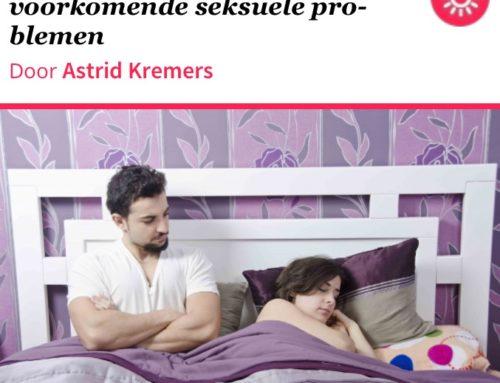 Iedereen heeft altijd leuke seks, behalve JIJ! Vandaag in Gezondtotaal.nl.