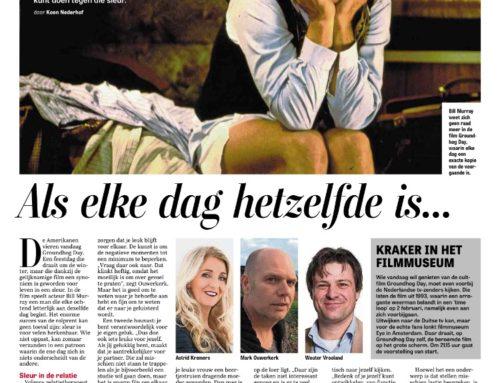 Seksuologe Astrid Kremers in de Telegraaf over seksuele sleur: Als elke dag hetzelfde is…