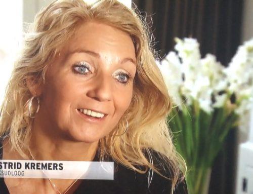 Seksuoloog Astrid Kremers in RTL Boulevard