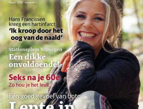 Interview met seksuoloog Astrid Kremers over ouderen en seks